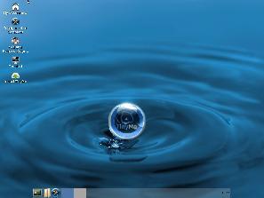 TinyMe desktop