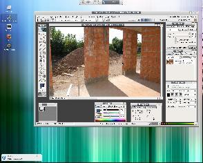 Pixel in SkyOS