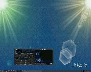 DeLicate desktop