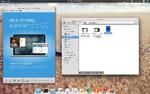 Picture viewer in elementary OS