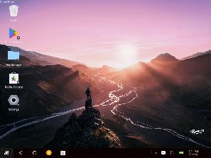 Remix OS desktop