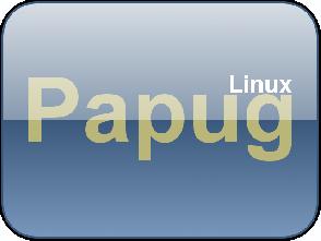 Papug Linux logo